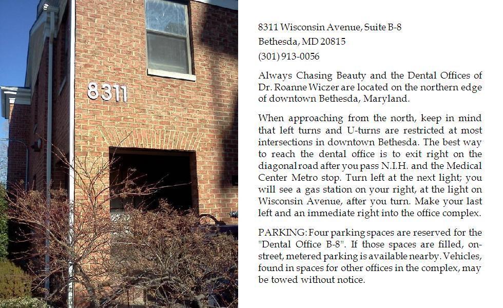 Address u0026 Directions Address u0026 Directions